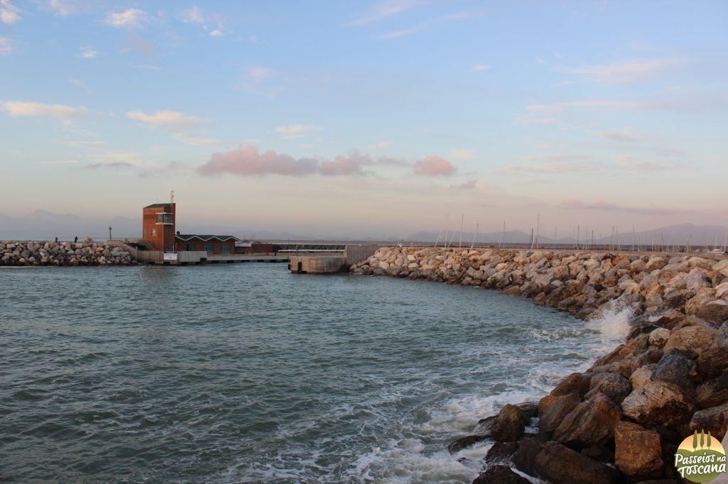 Praia - Marina di Pisa