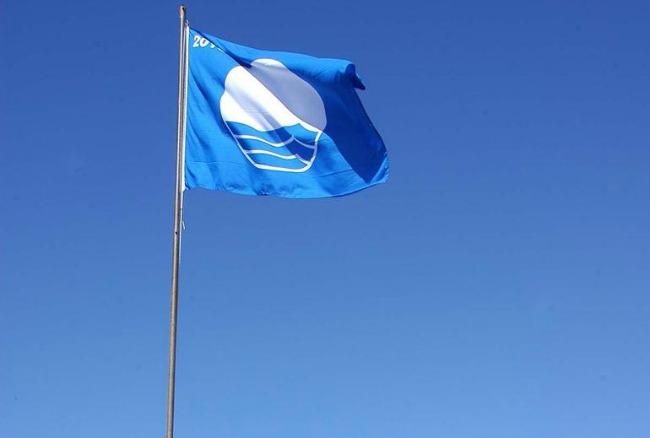 a bandiera blu