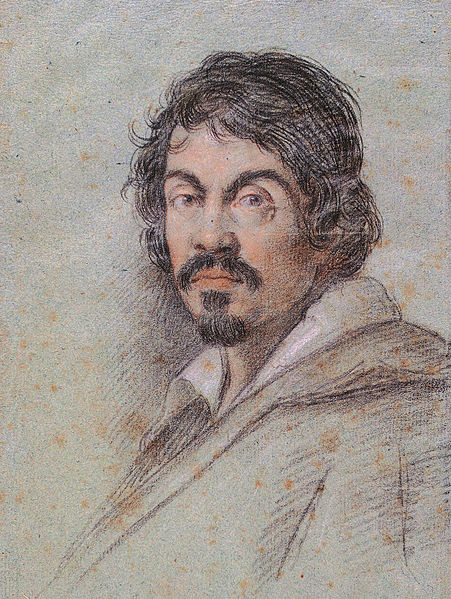 Caravaggio Fonte: Wikipedia Commons