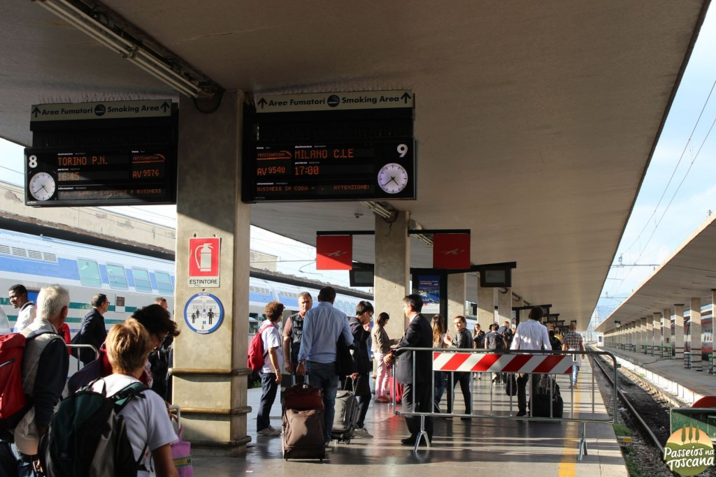 bagagem trem treno