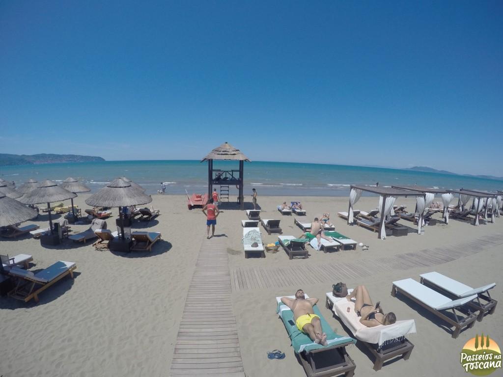 Spiaggia di Giannella.