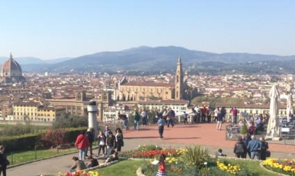 Dicas de Bar com vista em Florença