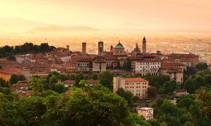 Tour para Bergamo