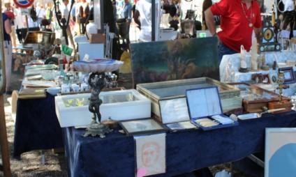 O Mercado Antiquário de Arezzo