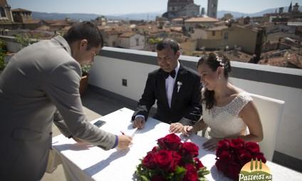 Casamento na Toscana – sem convidados