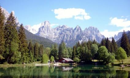 Tour pelas Dolomitas