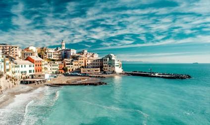 Tour para Gênova e Portofino
