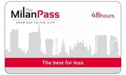 Milan pass, o passe de Milão