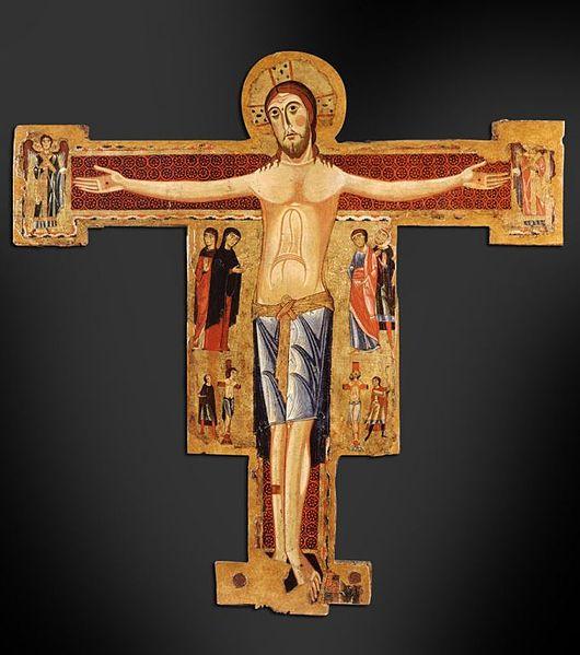Cruz dos estigmas de Santa Catarina