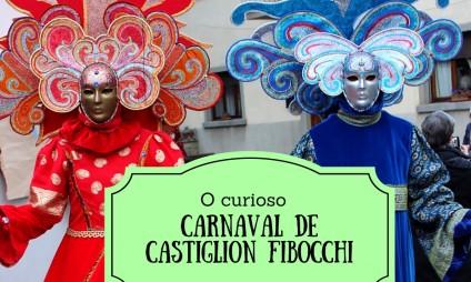 O Carnaval de Castiglion Fibocchi