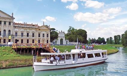 Tour de Padova com cruzeiro romântico