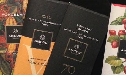 Amedei, o melhor chocolate do mundo fica na Toscana