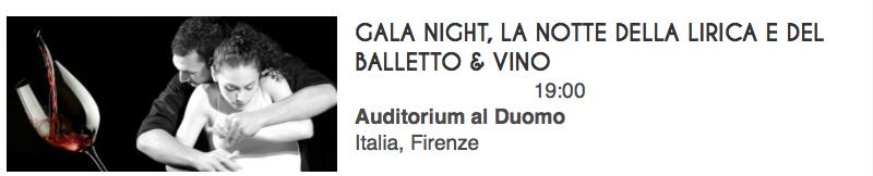 baleto e vino
