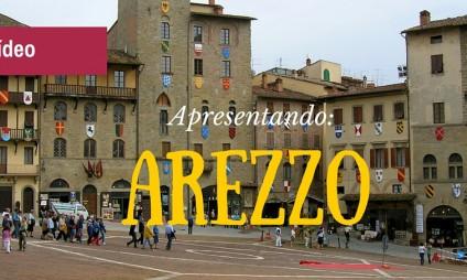 Apresentando: Arezzo