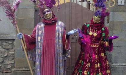 Fotos de Castiglion Fibocchi e seu carnaval
