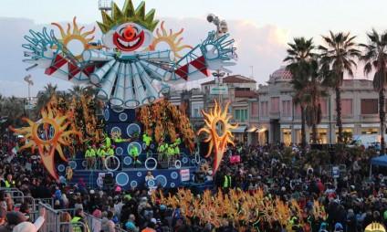 Fotos de Viareggio – Carnaval
