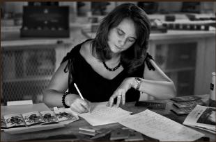 Cecilia Tesseri - Foto: site da empresa