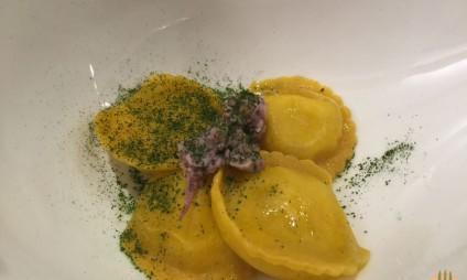 L'Imbuto: restaurante estrela Michelin dentro do museu em Lucca