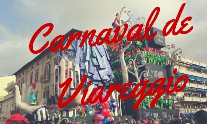 O Carnaval de Viareggio