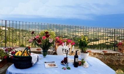 Casa para temporada em Cortona – até 4 pessoas