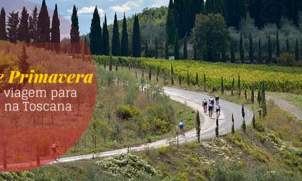 Eroica de Primavera: pacote de viagem para ciclistas na Toscana