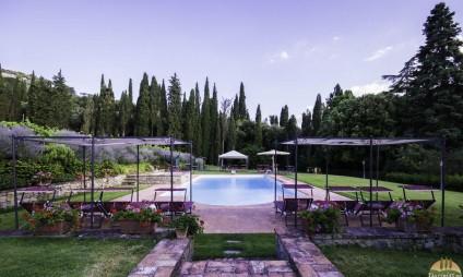Villa em Cortona – até 16 pessoas