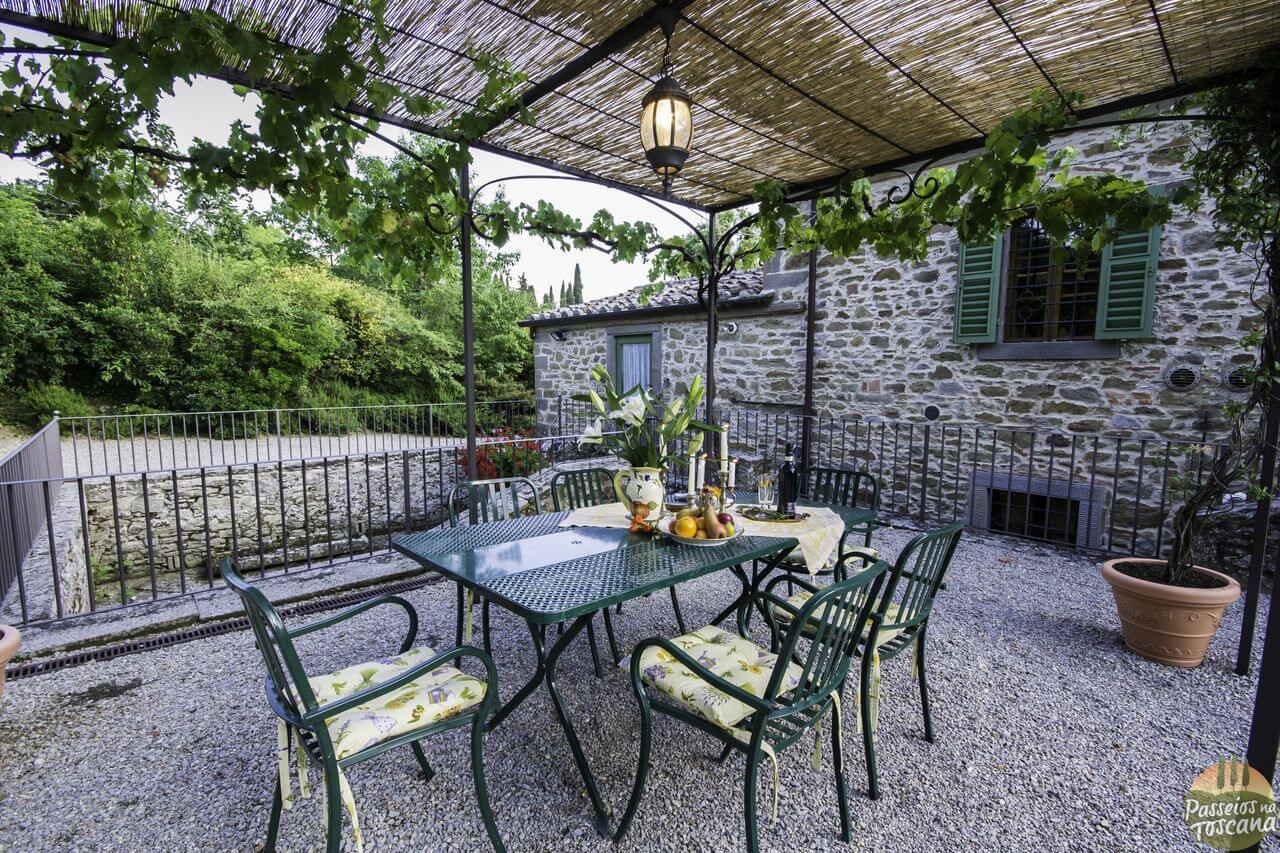 Casa para temporada em Cortona grande – até 14 pessoas