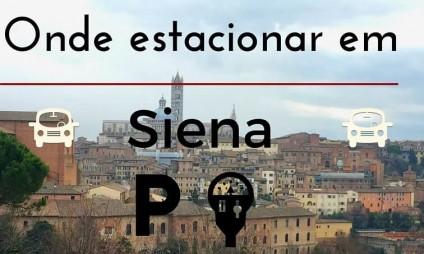 Onde estacionar em Siena
