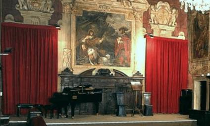 Concertos e óperas em Bolonha
