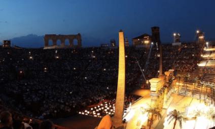Óperas na Arena de Verona