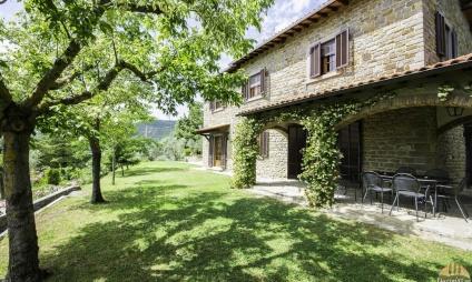 Aluguel de Villa em Cortona para temporada – até 8 pessoas