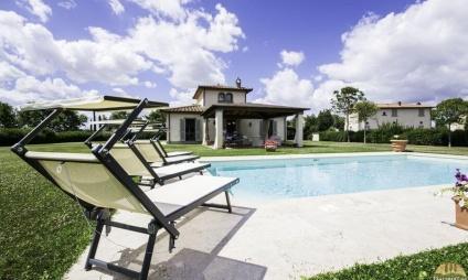 Villa em Cortona para até 8 pessoas