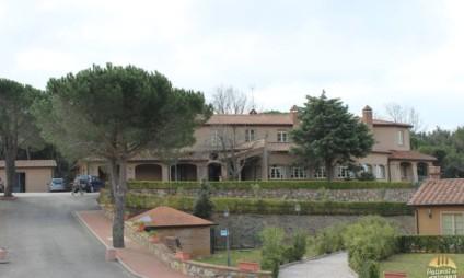 Dica de Hotel perto de Bolgheri: Relais il Piastroni****