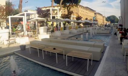10 restaurantes em Florença para refeições ao ar livre