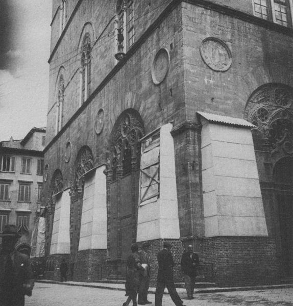 proteção completa da Igreja de Orsamichele