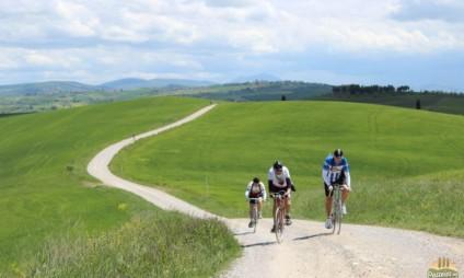 Bike tour no Val D'Orcia – diário