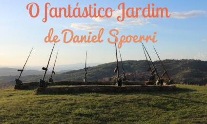 O fantástico Jardim de Daniel Spoerri no Monte Amiata