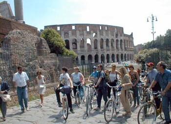 Tours de Bike em Roma
