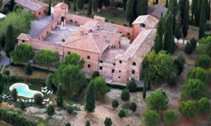 Dica de hotel na Toscana: Castello di Leonina Relais****