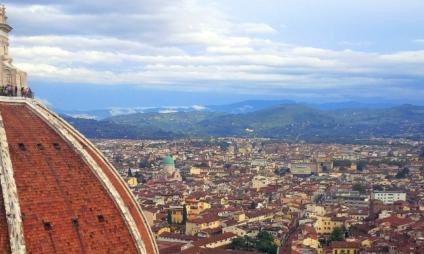 Aviso: novas regras para visita à Cúpula do Duomo de Florença