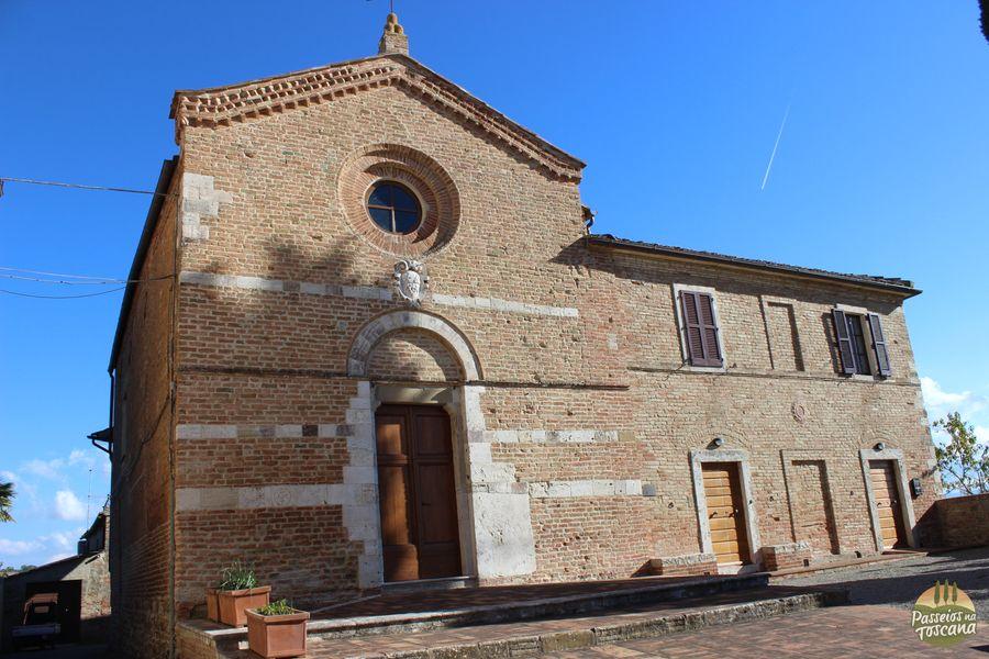Igreja di San Giovanni D'Asso