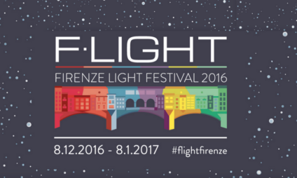 Florence Light Festival – a festa de Natal de Luz de Florença