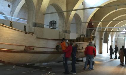 Inaugurado o Museu dos Navios Romanos de Pisa