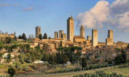O que ver em San Gimignano + mapa grátis em português