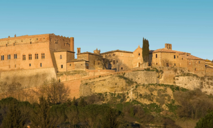 San Giovanni D'Asso e o Museu do tartufo