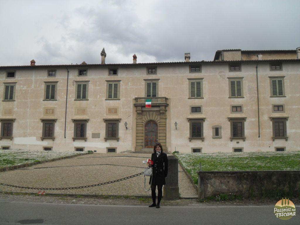 Villa di Castelo