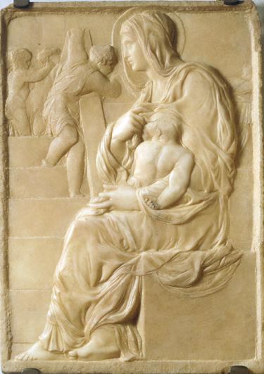 Madonna della Scala - foto: wikipedia comuns