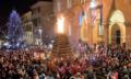 A tradição das fogueiras de Natal na Toscana