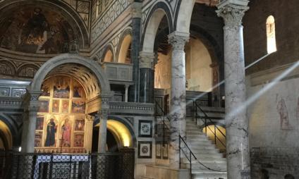 Basílica de San Miniato al Monte em Florença