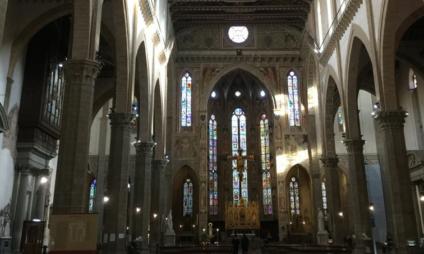 Basílica de Santa Croce, templo das glórias italianas em Florença